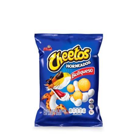 Imagen de Snack Boliqueso Cheetos 110 Gr.