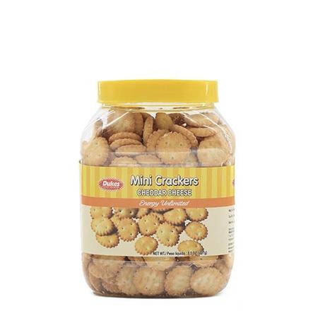 Imagen de Galletas Mini Crackers De Queso Dukes 227 Gr.