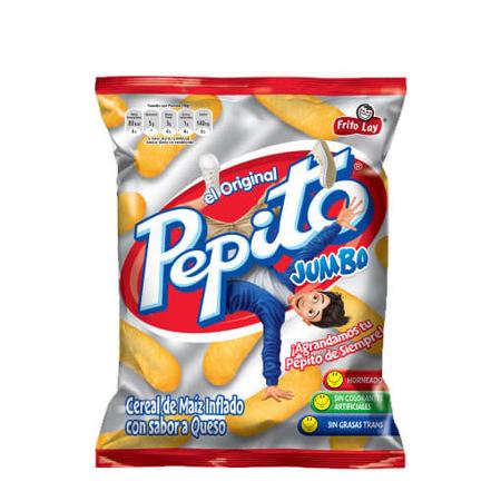 Imagen de Snack Pepito Jumbo Fritolay 65 Gr.
