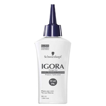 Imagen de Agua Oxigenada 20 Volumen Igora Vital 50 Ml.