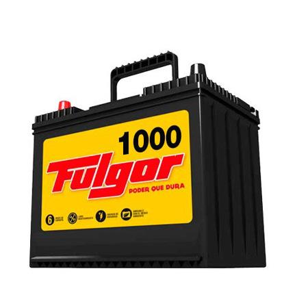 Imagen de Batería Fulgor 34 - 1000 Amp.
